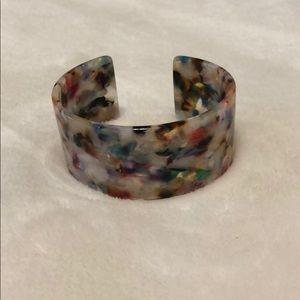 Jewelry - Multicolored Cuff Bracelet